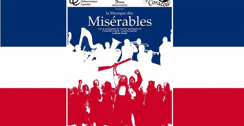 Romance et Révolution: LaMusique des Misérableset plus